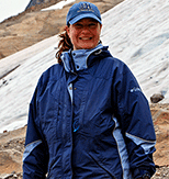 Maria Banks, research scientist, Planetary Science Institute