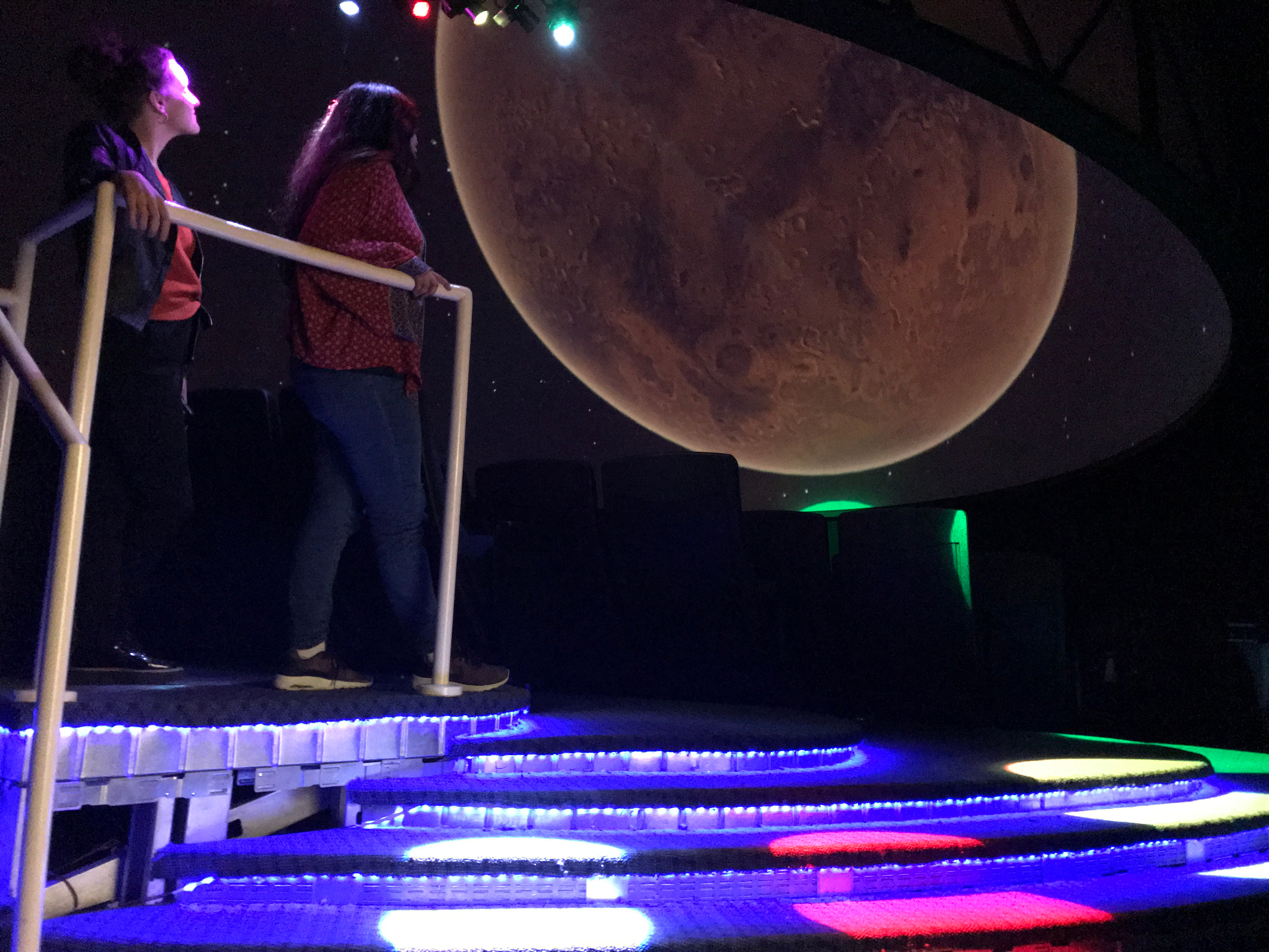 HiRISE | Made with HiRISE: East Village Planetarium